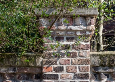 Mauerpfeiler