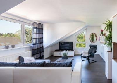Wohnbereich Dachgeschoss
