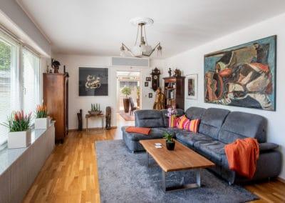 Wohnbereich Erdgeschoss
