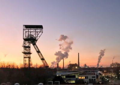 Blick auf Industriekultur